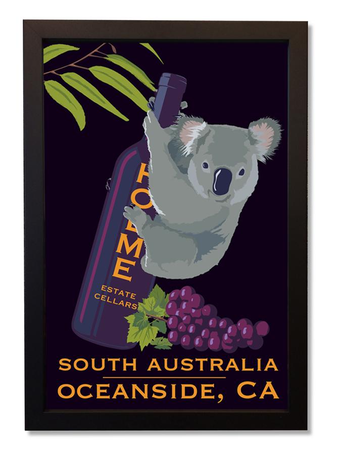 South Australia - Oceanside Holme Estate Cellars by Steve Thomas
