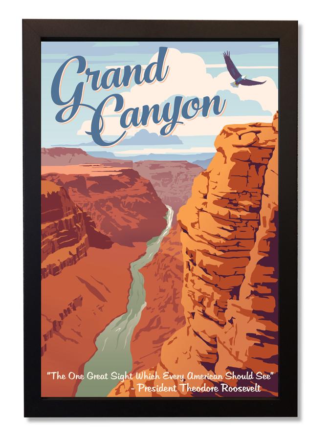 Grand Canyon by Steve Thomas