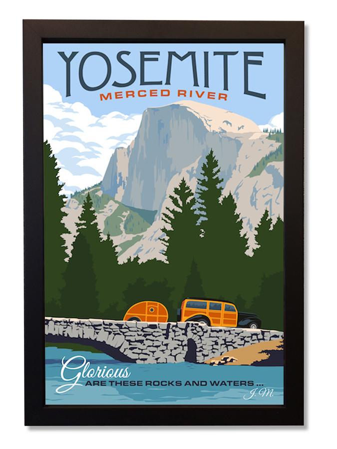 Yosemite by Steve Thomas
