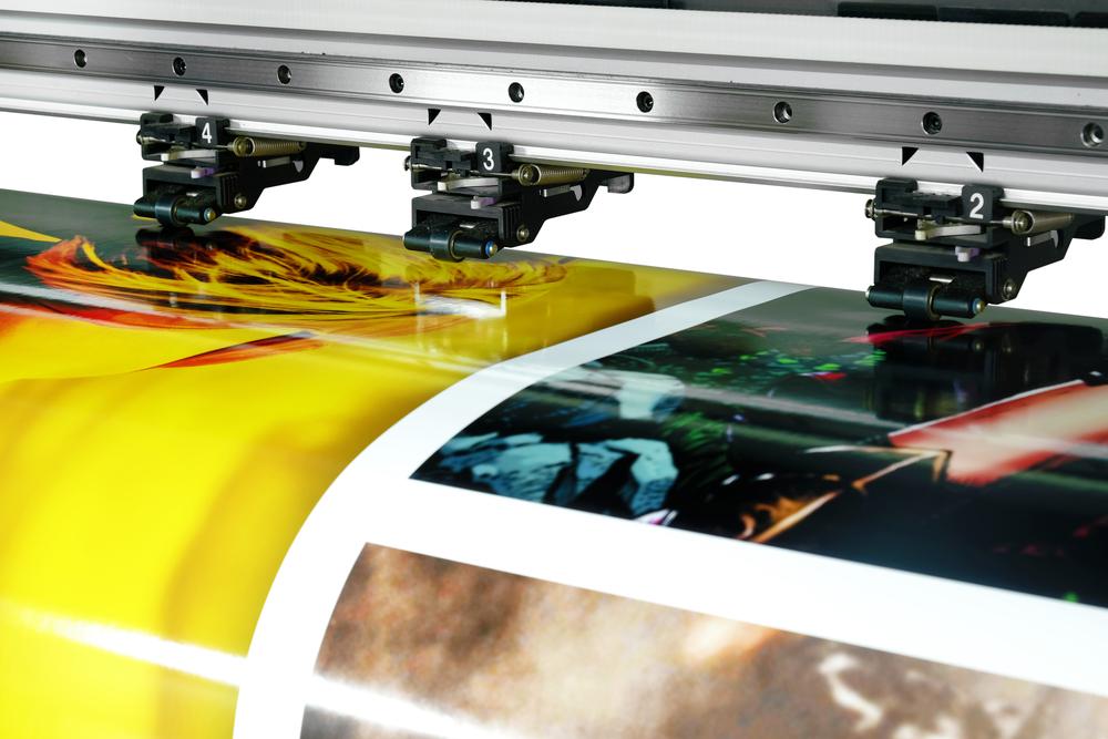Inside nozzles of an Inkjet printer