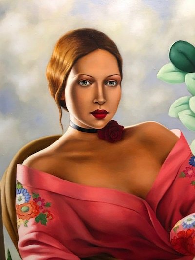 Catherine Abel Tea Late Afternoon 40x48 detail01 copy.jpg