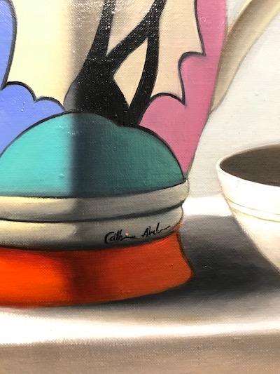 Catherine Abel Tea Late Afternoon 40x48 detail06 copy.jpg