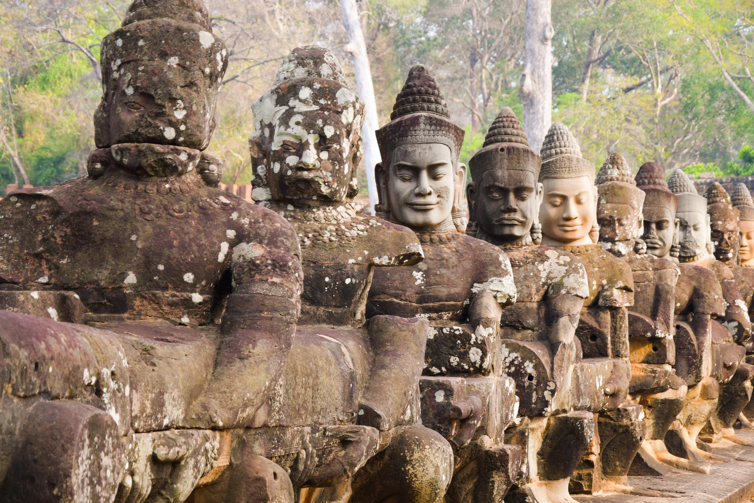 View my Cambodia Album