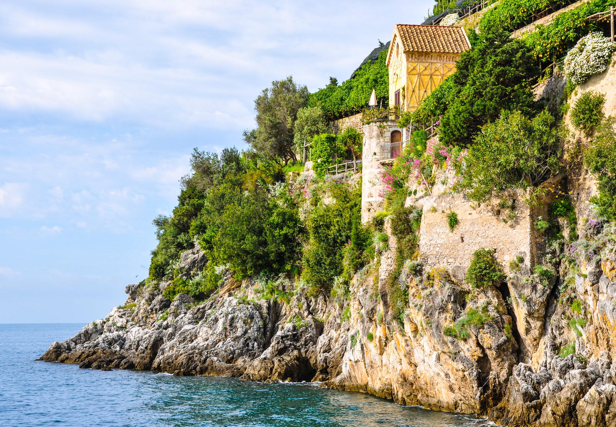 View my Rome, Amalfi Coast, Pompeii & Herculaneum Album