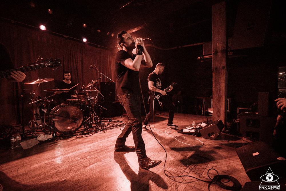 Trapt - Venue: Mercy LoungeCity: Nashville, TNDate: September 20, 2017