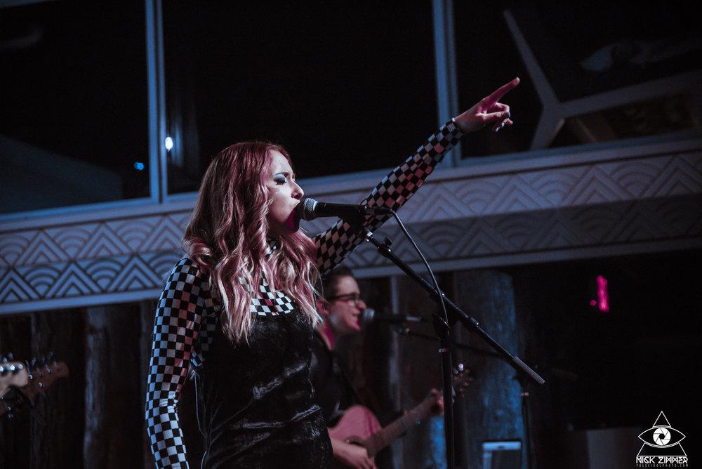 Kalie Shorr - Venue: The Back CornerCity: Nashville, TNDate: January 25, 2018Photos: Nick Zimmer Photography