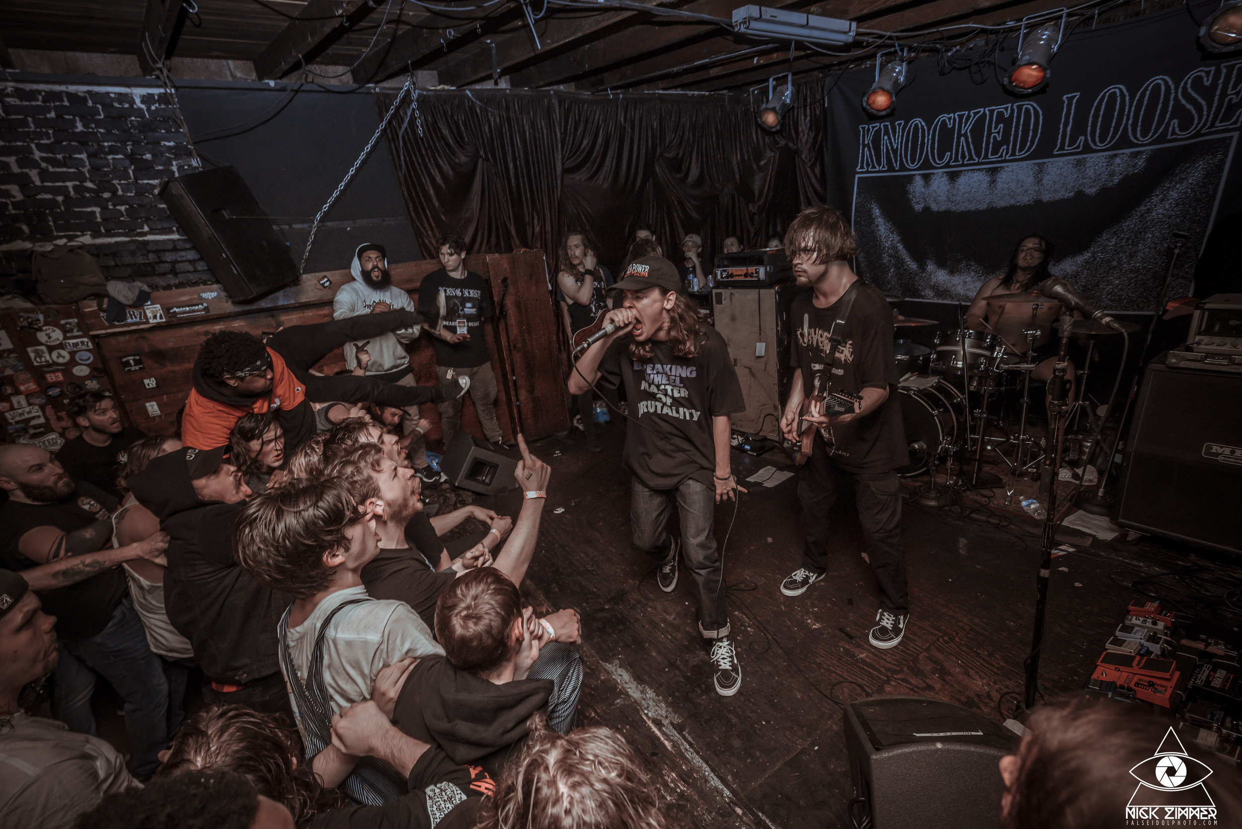 Knocked Loose - Venue: The EndCity: Nashville, TNDate: February 28, 2018