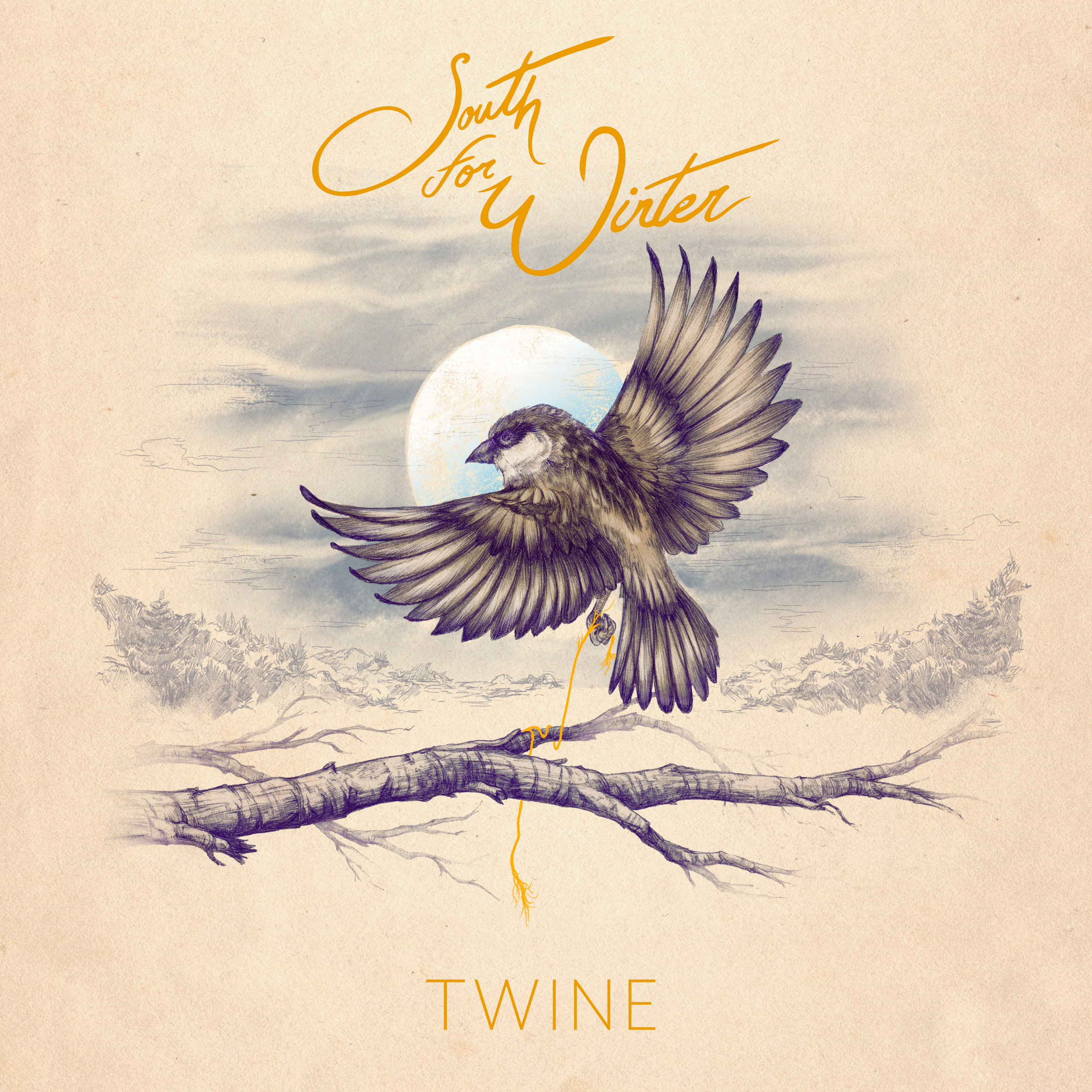 South For Winter - Single: TwineRelease date: April 5, 2019