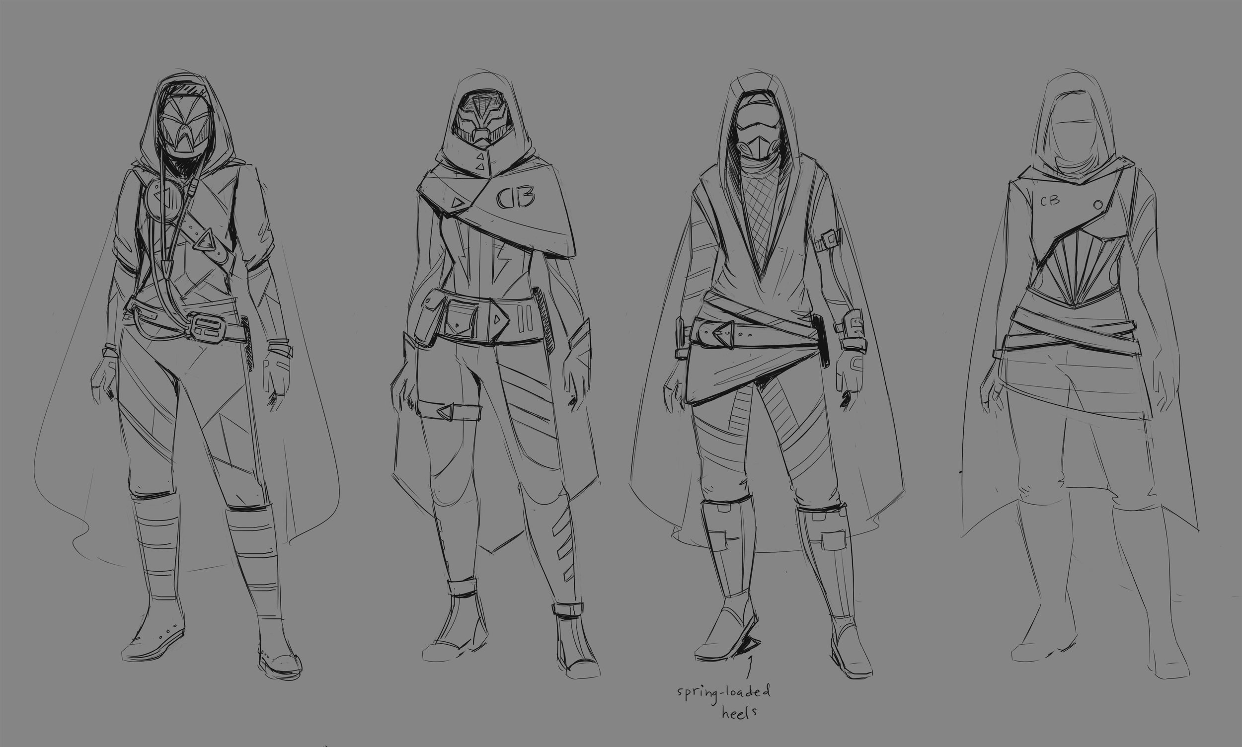 Ana Bray outfits