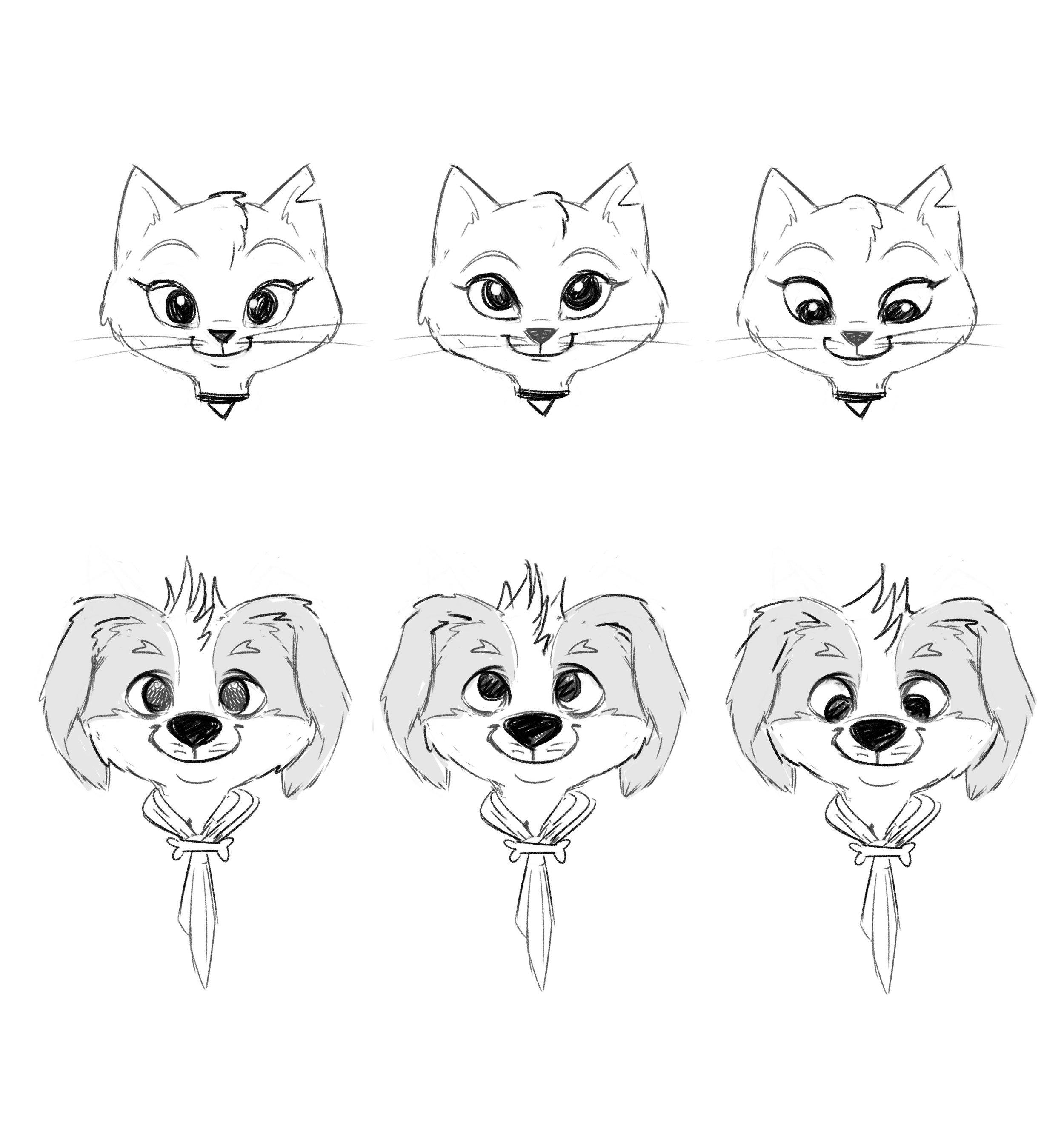 littlebrown_kattvdogg_characterheads_sketch_edits.jpg