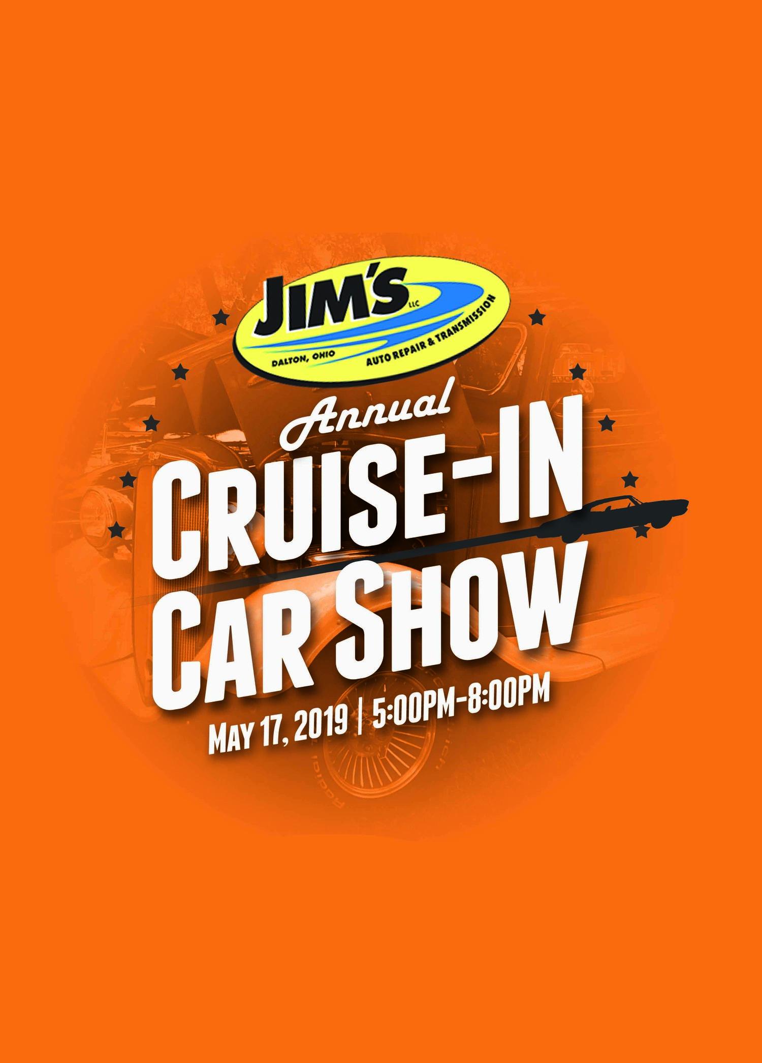 2019 Cruise-In — Jim's Auto Repair and Transmission
