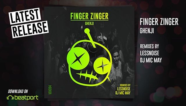 🔊Latest Release! Finger Zinger by Ghenji with remixes by Lessnoise and Dj Mic May available now on @beatport! Link in bio. 🔊 . . . #techhouse #housemusic #deeptech #undergroundhouse #deephouse #progressivehouse #minimaltechno #techno #undergroundtechno #dancemusic #electronica #electronicmusic #vudeuxrecords #undergroundmusic #clubbing #bass #basshouse #beats #grooves #music #love #play #dj #indie #independentlabel #beatport #beatporthype