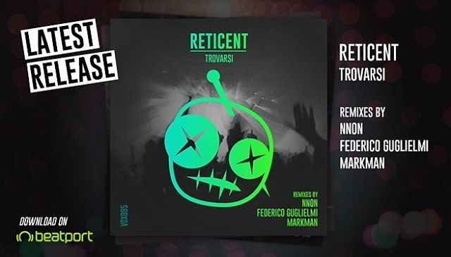 🔊Latest Release! Reticent from Trovarsi with remixes by Nnon, Federico Guglielmi, and Markman. Link in bio. 🖤 . . . #techhouse #housemusic #deeptech #undergroundhouse #deephouse #progressivehouse #minimaltechno #techno #undergroundtechno #dancemusic #electronica #electronicmusic #vudeuxrecords #undergroundmusic #clubbing #bass #basshouse #beats #grooves #music #love #play #dj #indie #independentlabel #beatport #beatporthype