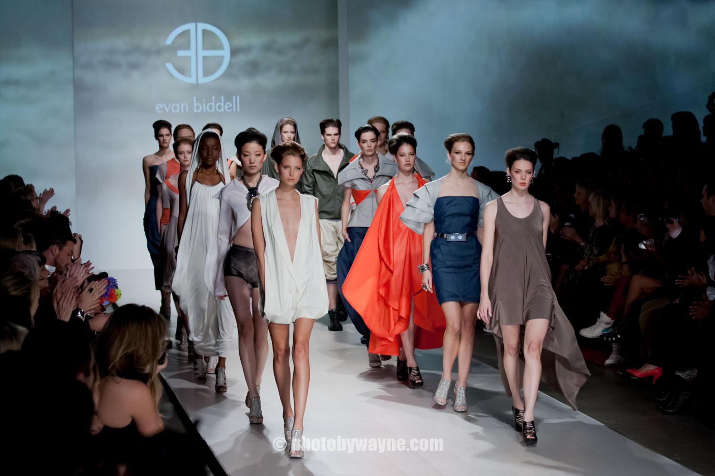toronto fashion show photography