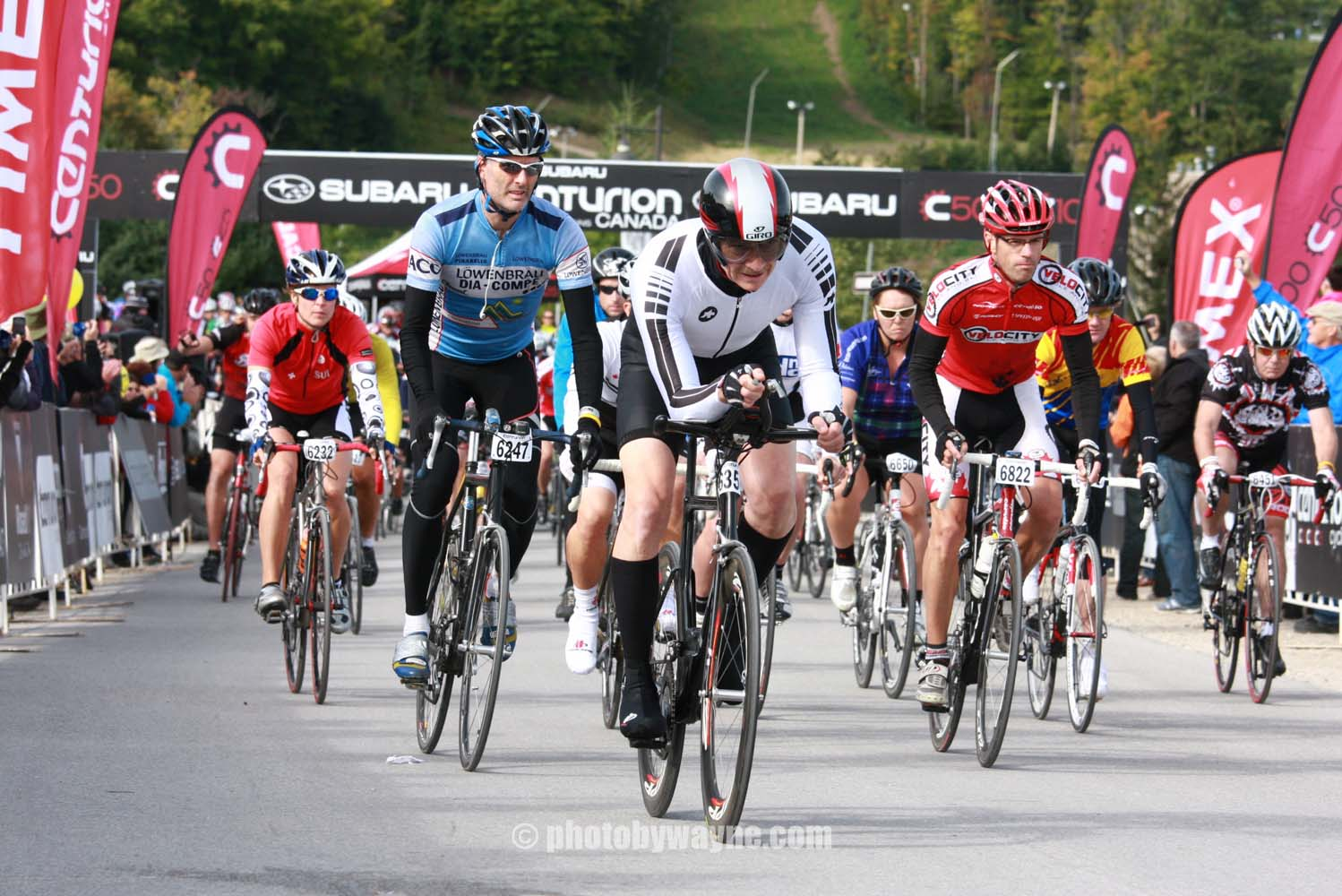 cycling event photography