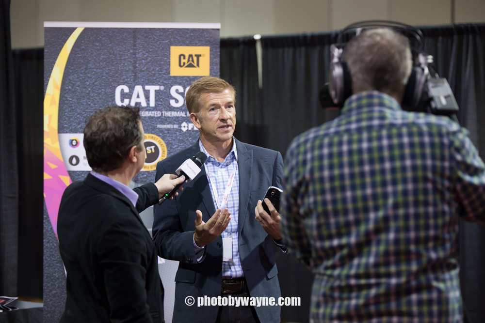 trade-show-booth-interview