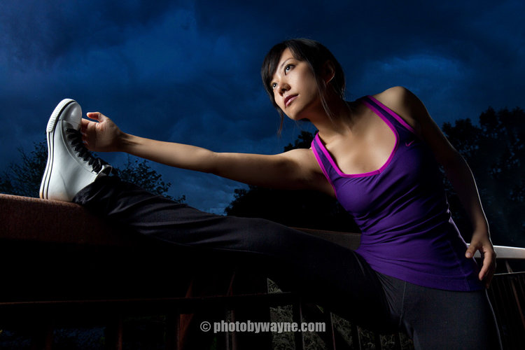 Sports and Fitness Photography