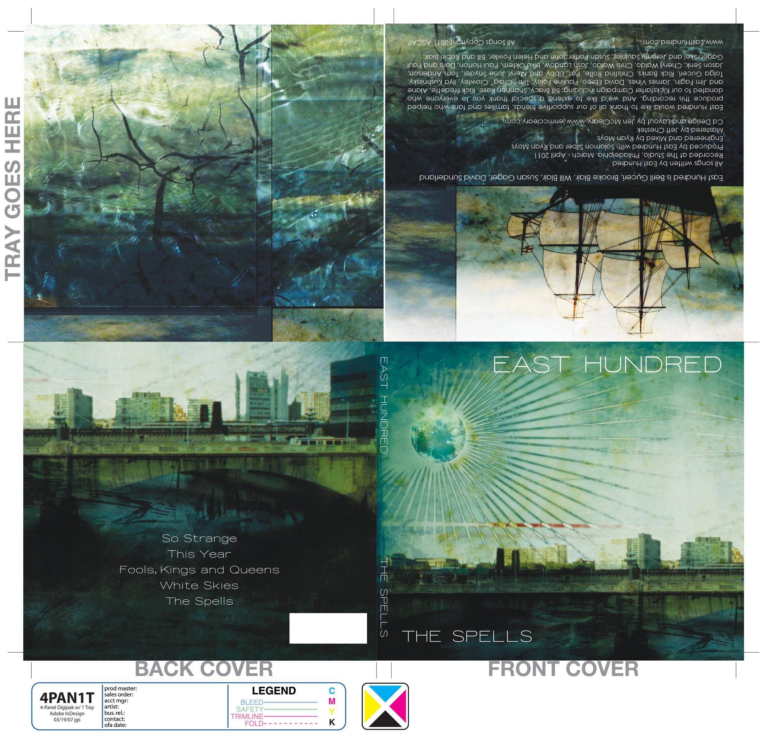 CD Packaging, East Hundred