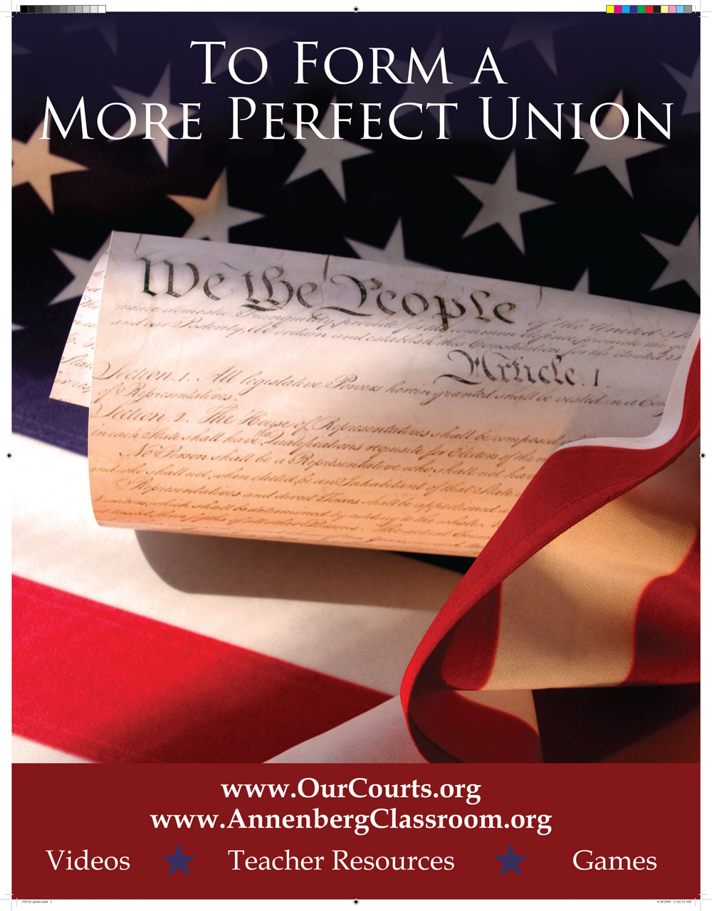 Poster, Annenberg Public Policy Center, University of Pensylvania