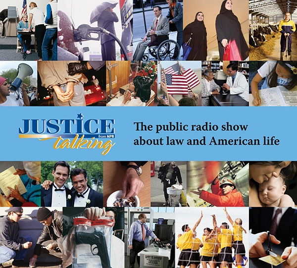 Justice Talking CD packaging, Annenberg Public Policy Center, University of Pennsylvania