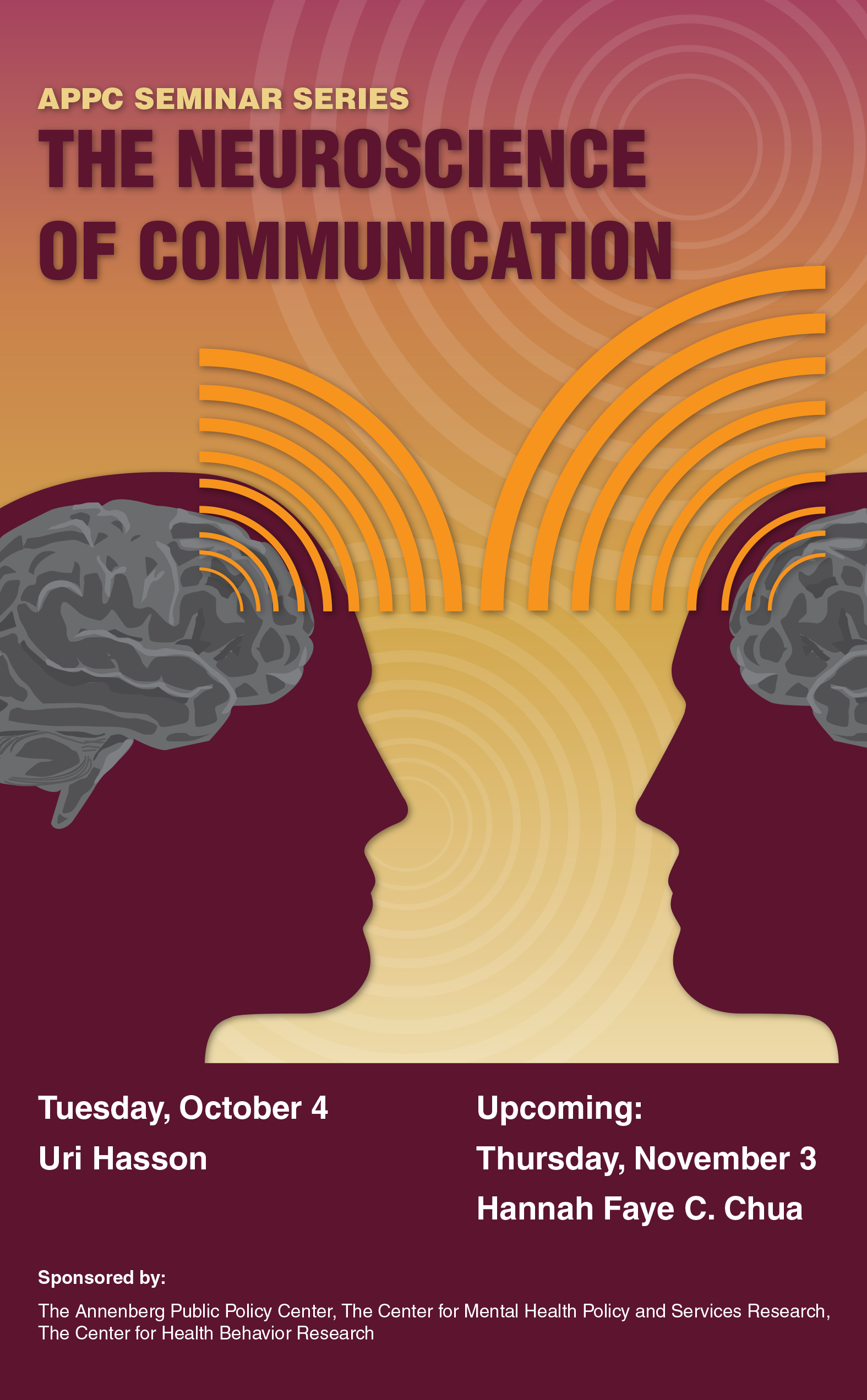 Conference flyer, Annenberg Public Policy Center, University of Pennsylvania