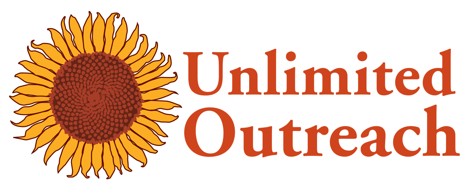 Logo, Unlimited Outreach