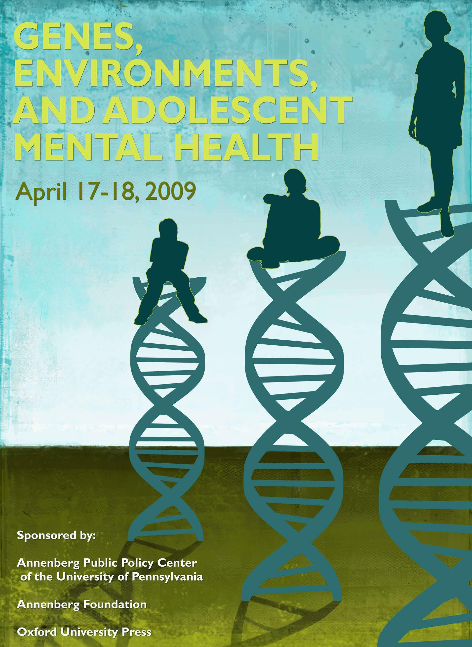 Poster, Annenberg Public Policy Center, University of Pennsylvania