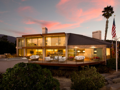 Beach House, Santa Barbara, Ca