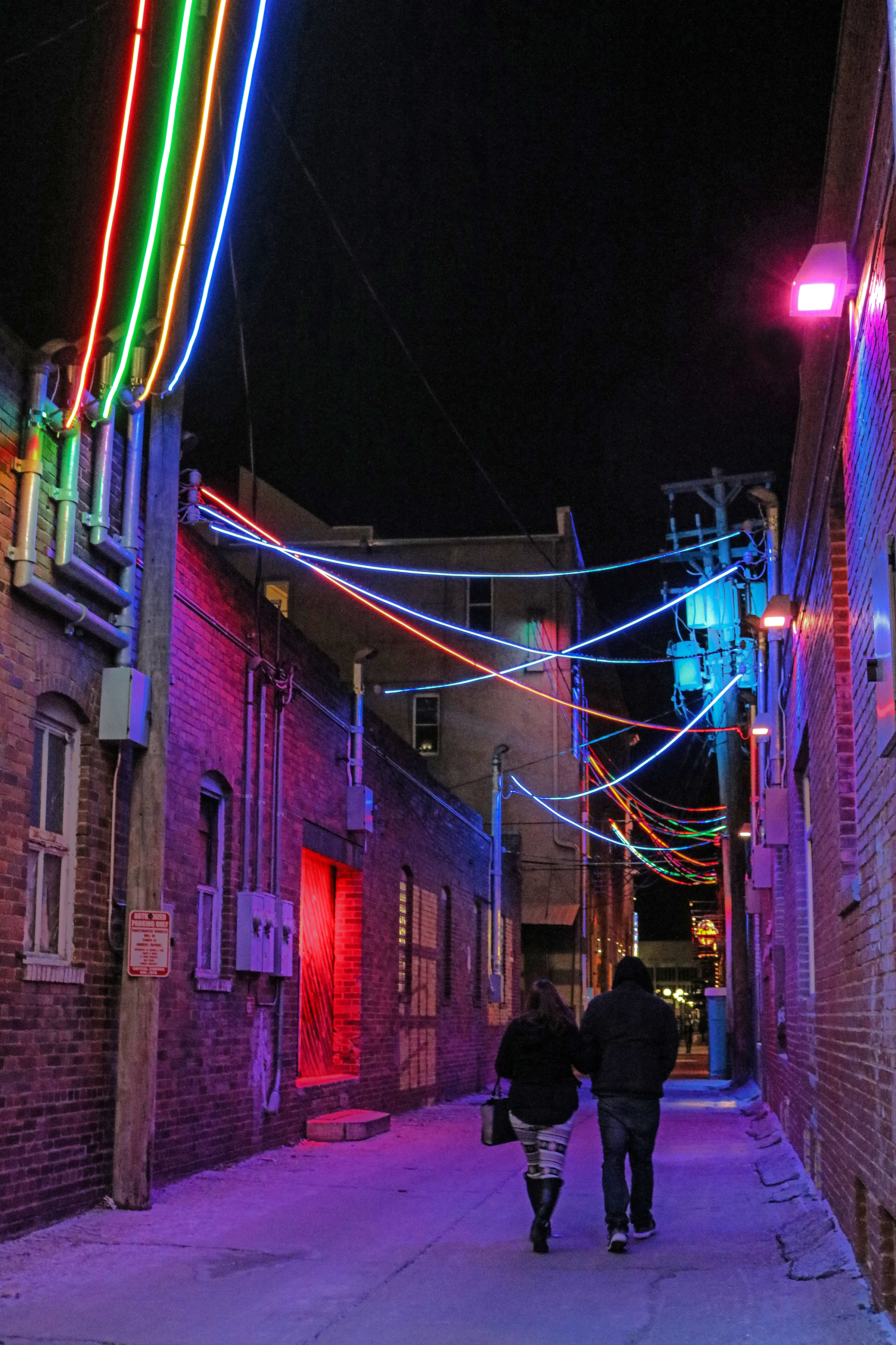 Gallery Alley, Lincoln, Nebraska