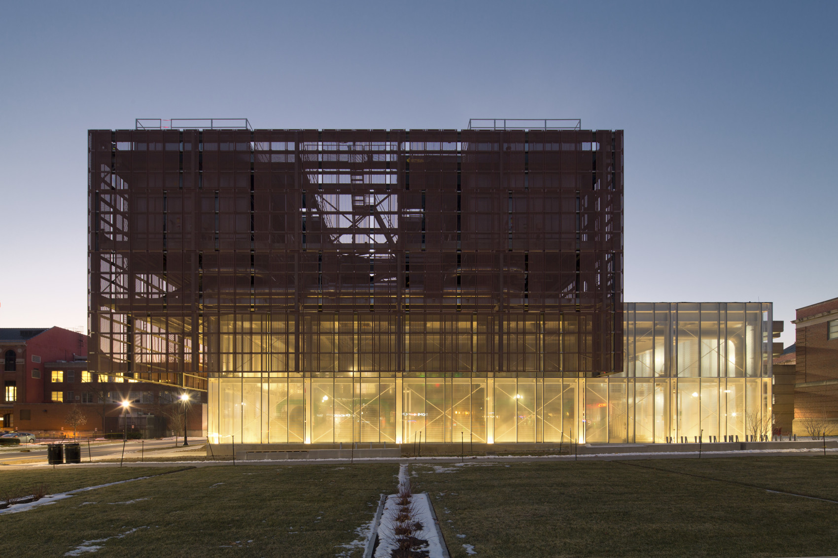 The Ohio State East Regional Chilled Water Plant - Photo