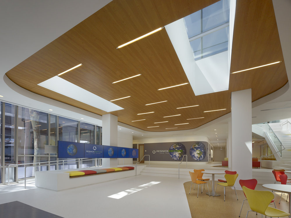 CALTECH: RESNICK SUSTAINABILITY INSTITUTE / JOINT CENTER FOR ARTIFICIAL PHOTOSYNTHESIS