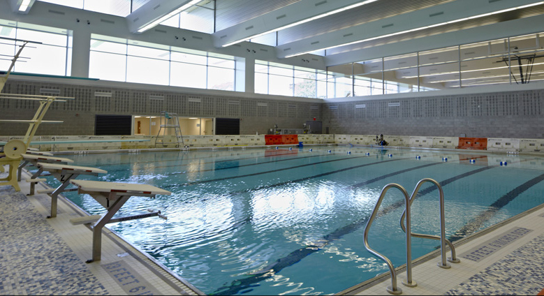 Brooklyn College West Quad Natatorium