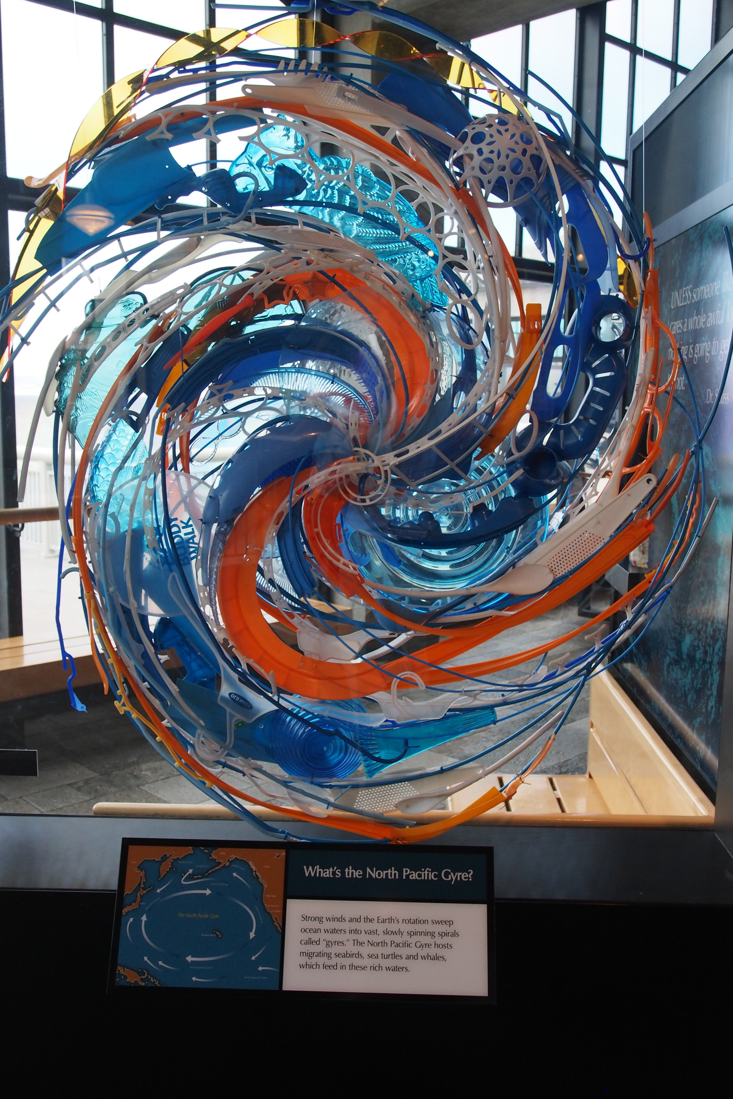 Recycled gyre