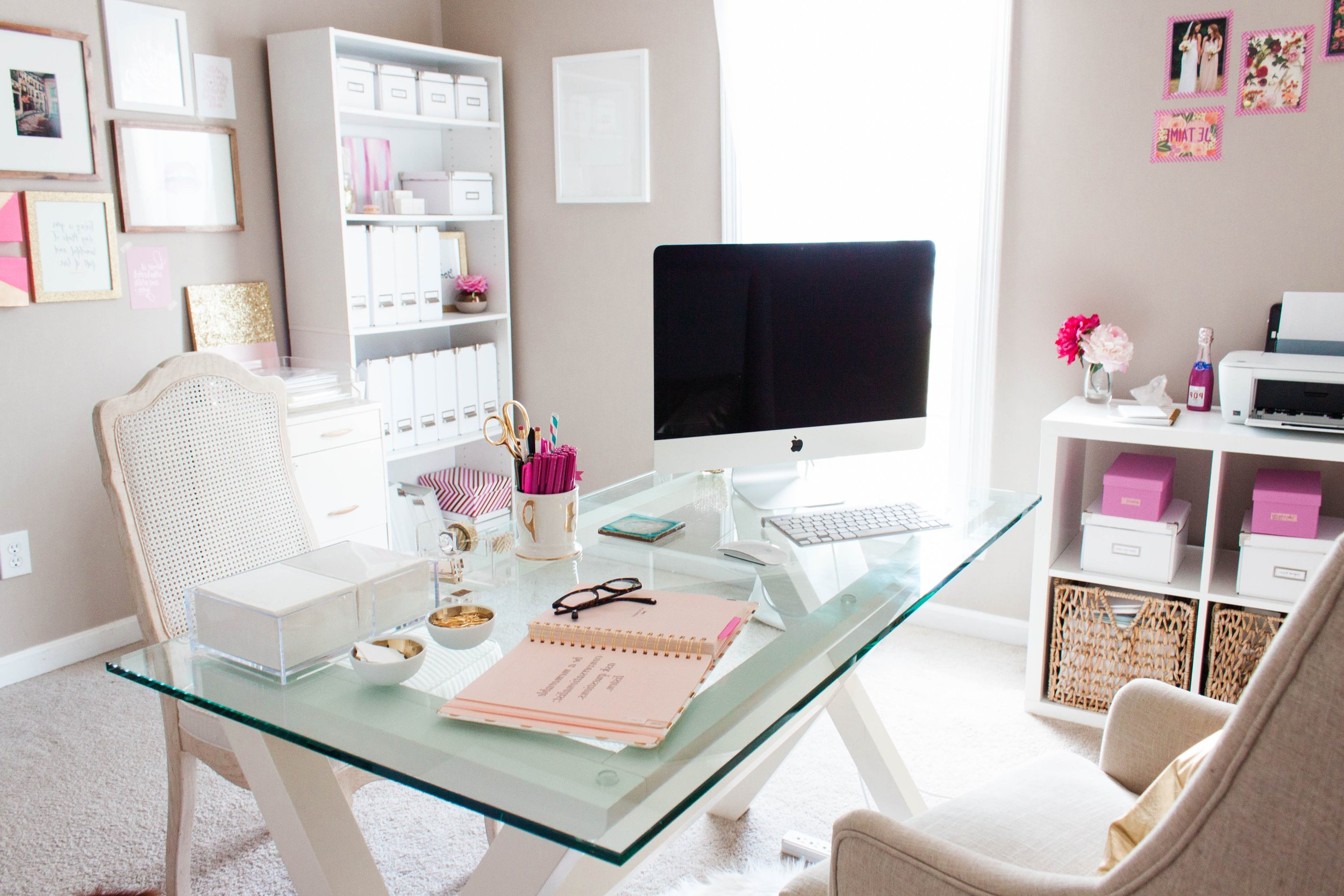 Professional Organizing &Space Management - Creating custom organizing solutions, to make your space more functional and life, more simple.