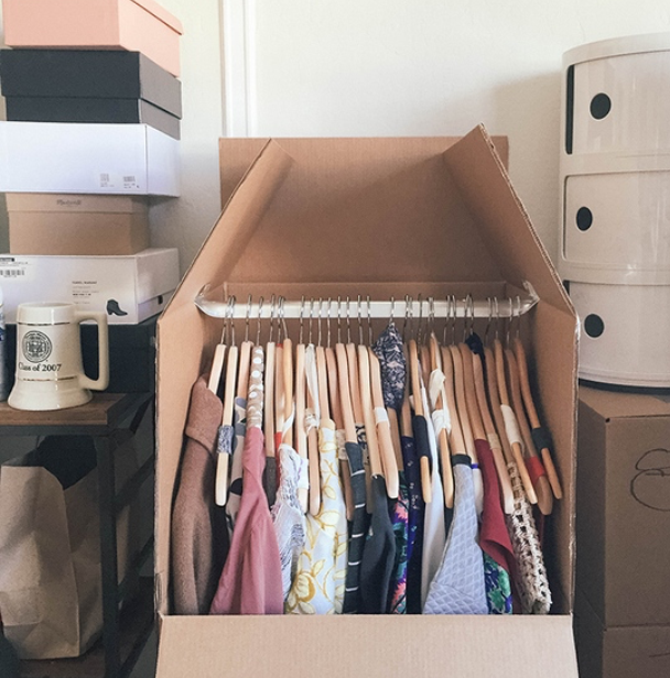 Try our Premier Moving Preparation Services - We will help you Organize your move, so we can get you Packed & Unpacked, stress-free.