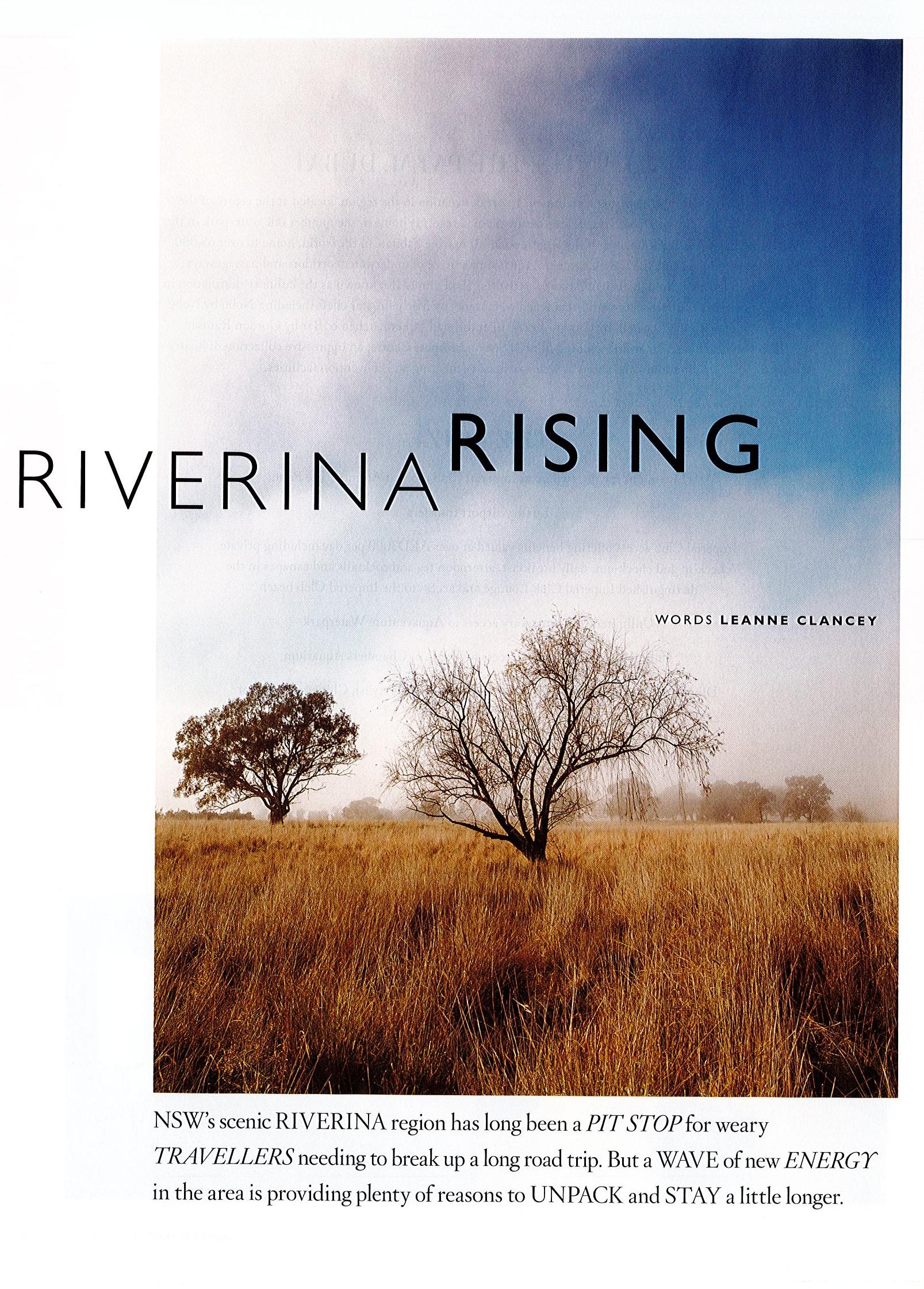 2 May 18_Riverina Murray_Australian Traveller_Riverina Rising_F_Page_1_Image_0001.jpg