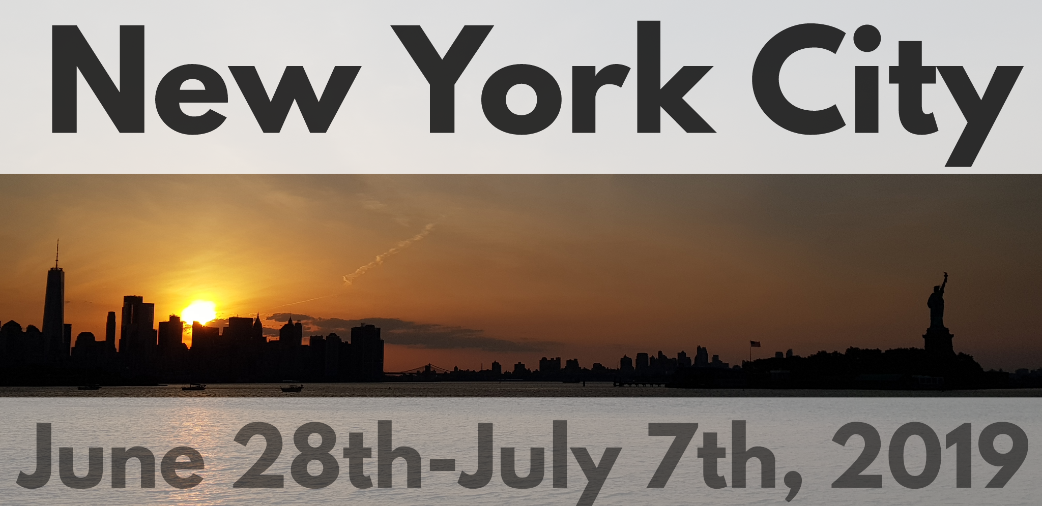 """The Concrete Jungle reTREAt - In city that never sleeps…and we get to celebrate """"The 4th of July…IndepenDANCE day!"""""""