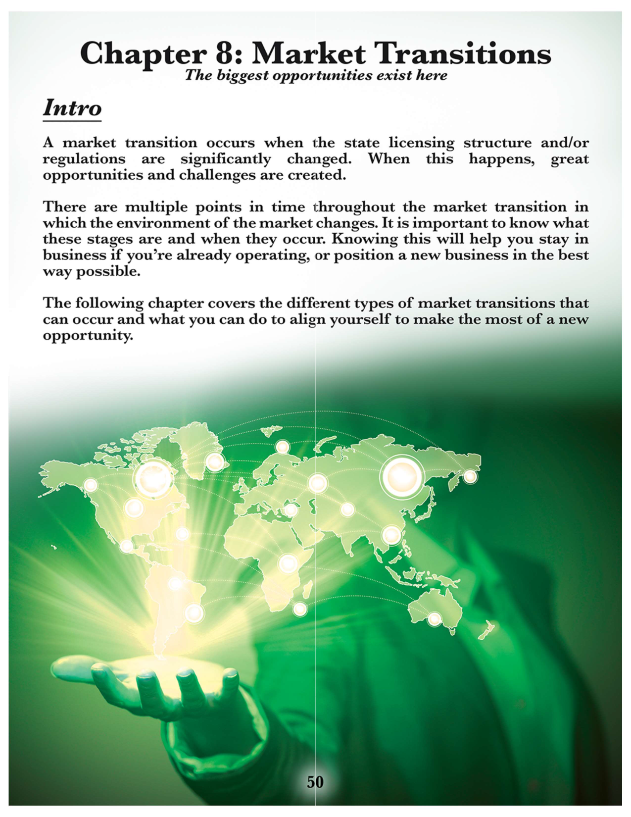 eBook Chapter 8: Cannabis Market Transitions pg 1