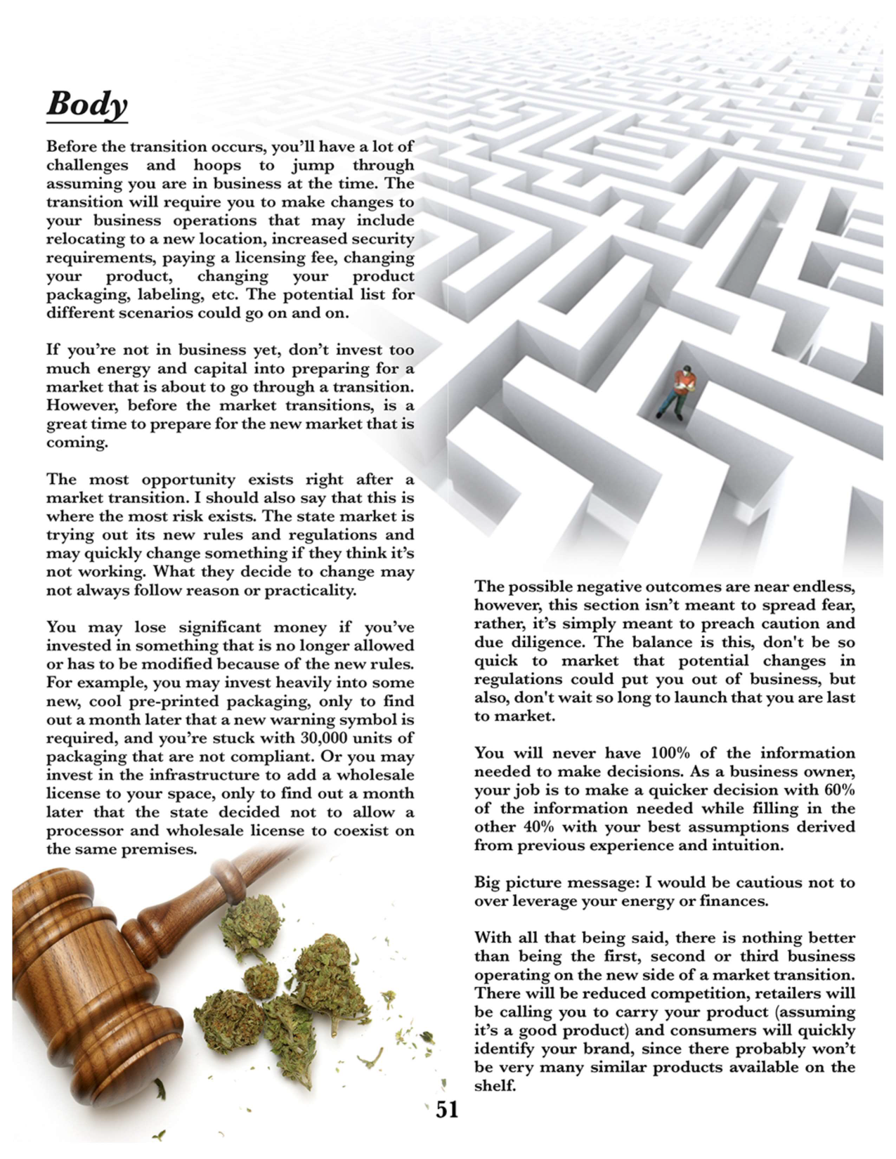 eBook Chapter 8: Cannabis Market Transitions pg 2