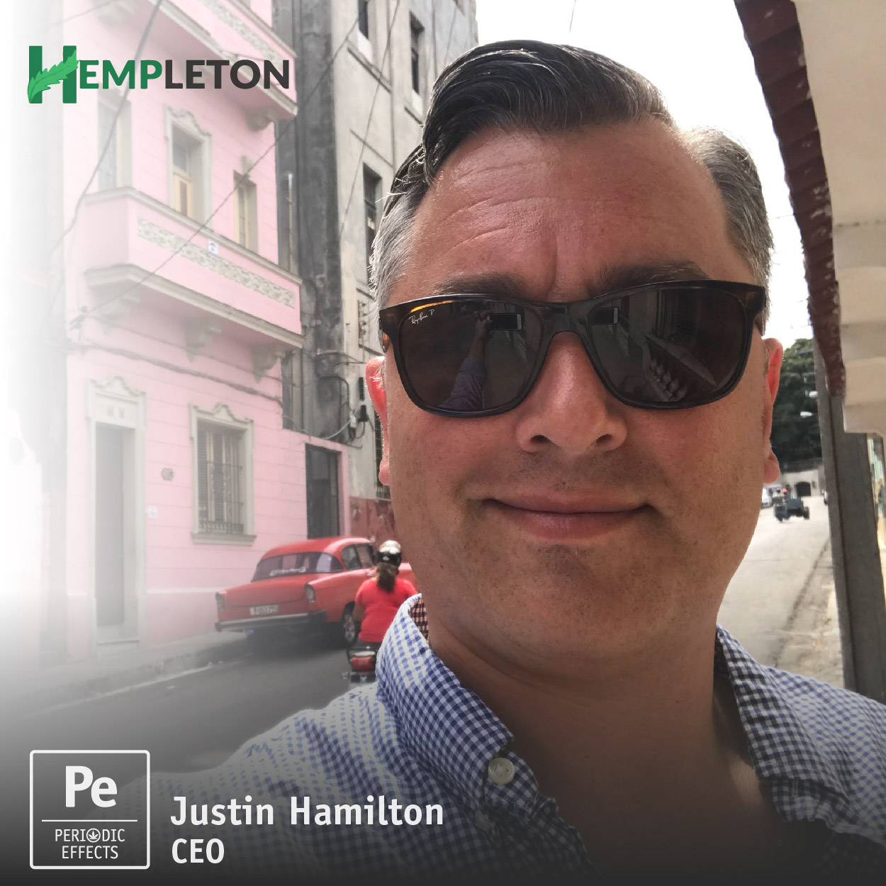 Justin Hamilton, CEO and President of Hempleton Investment Group, The Hemp Farmacy, Hope Extracts and more in the North Carolina Hemp CBD Market