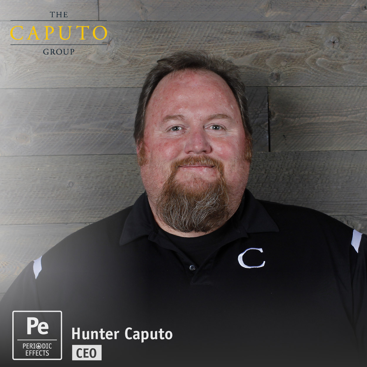 Hunter Caputo, CEO of The Caputo Group. A cannabis business consulting firm specializing in HR, Finances, Growth and more, based in Portland, Oregon.