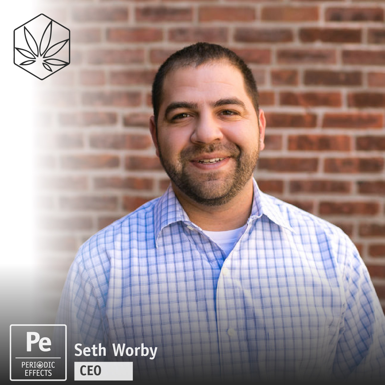 Seth Worby, CEO of Cannabis Creative Group in Periodic Effects Podcast Episode E049: How to Position your Cannabis Brand