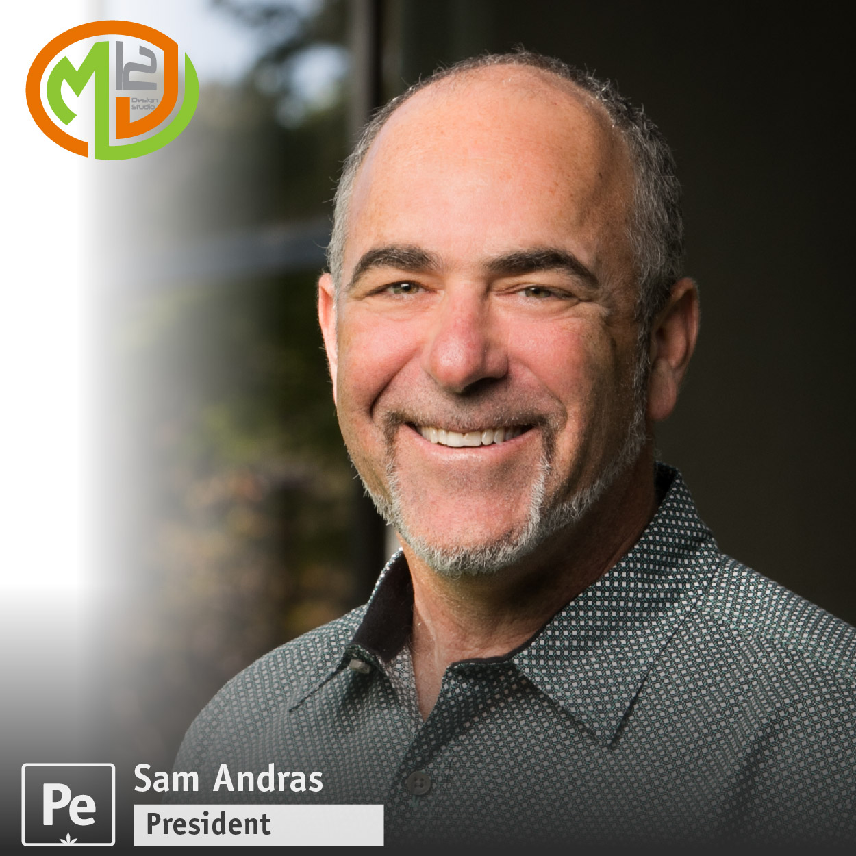 Sam Andras, President of MJ12 Design Studio, a architecture design firm that specializes in cannabis cultivation and processing facilities