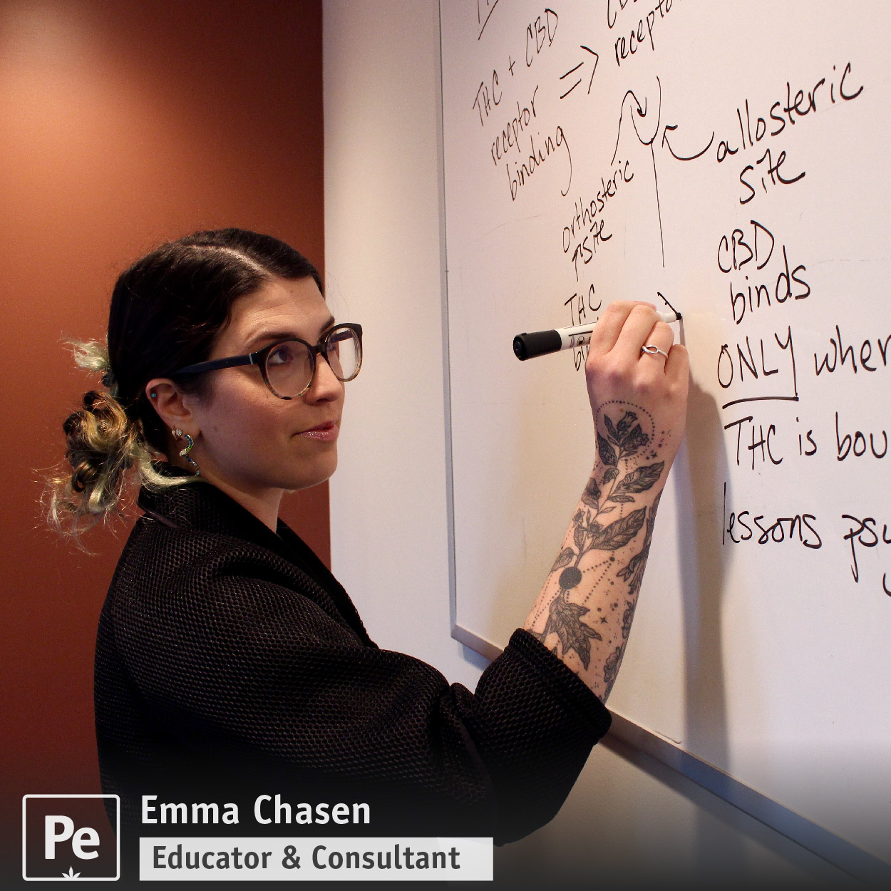 Emma Chasen, Cannabis Educator and Industry Consultant