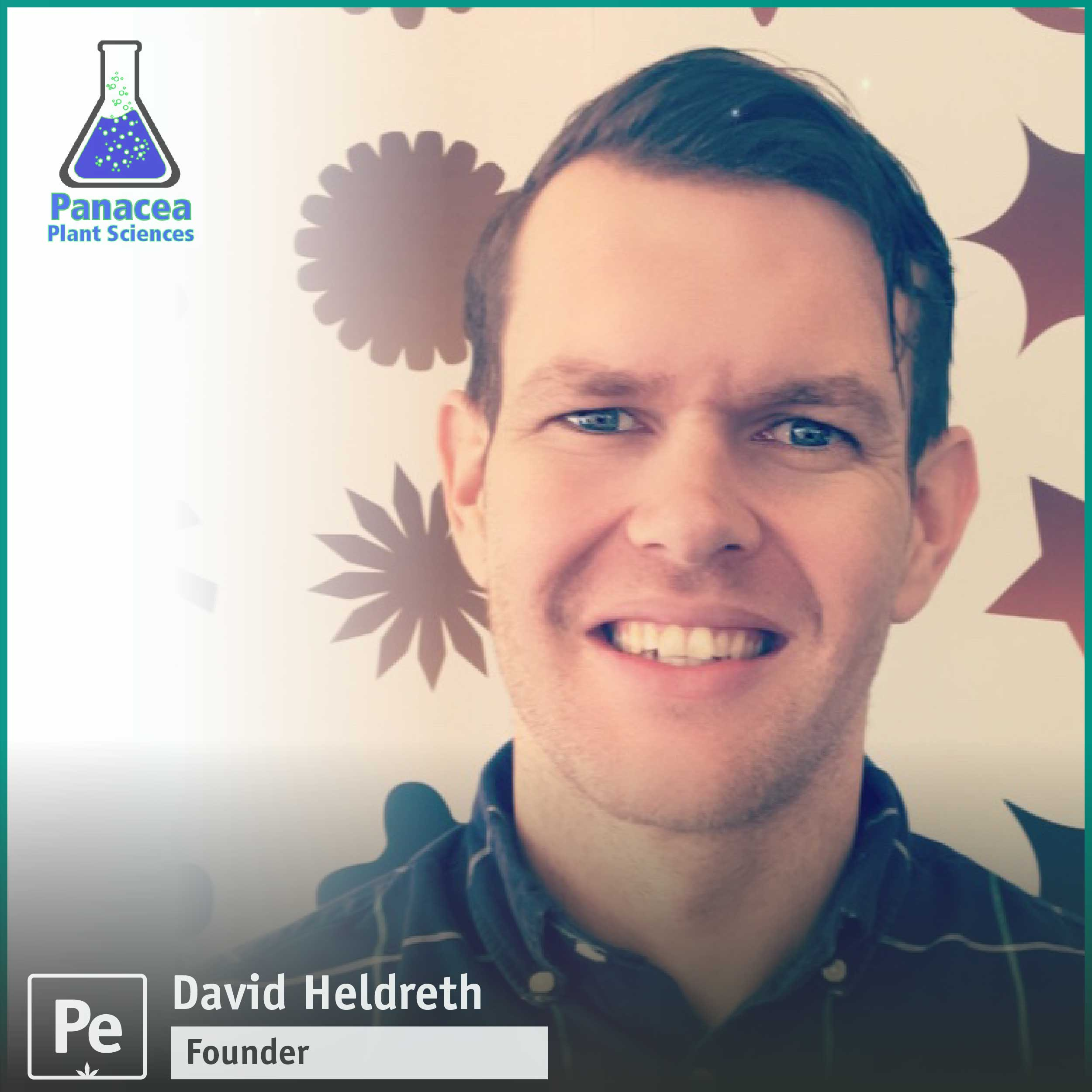 David Heldreth, Founder of Panacea Plant Sciences and Content Manager for True Terpenes discussing 2019 Farm Bill Hemp CBD and Cannabis