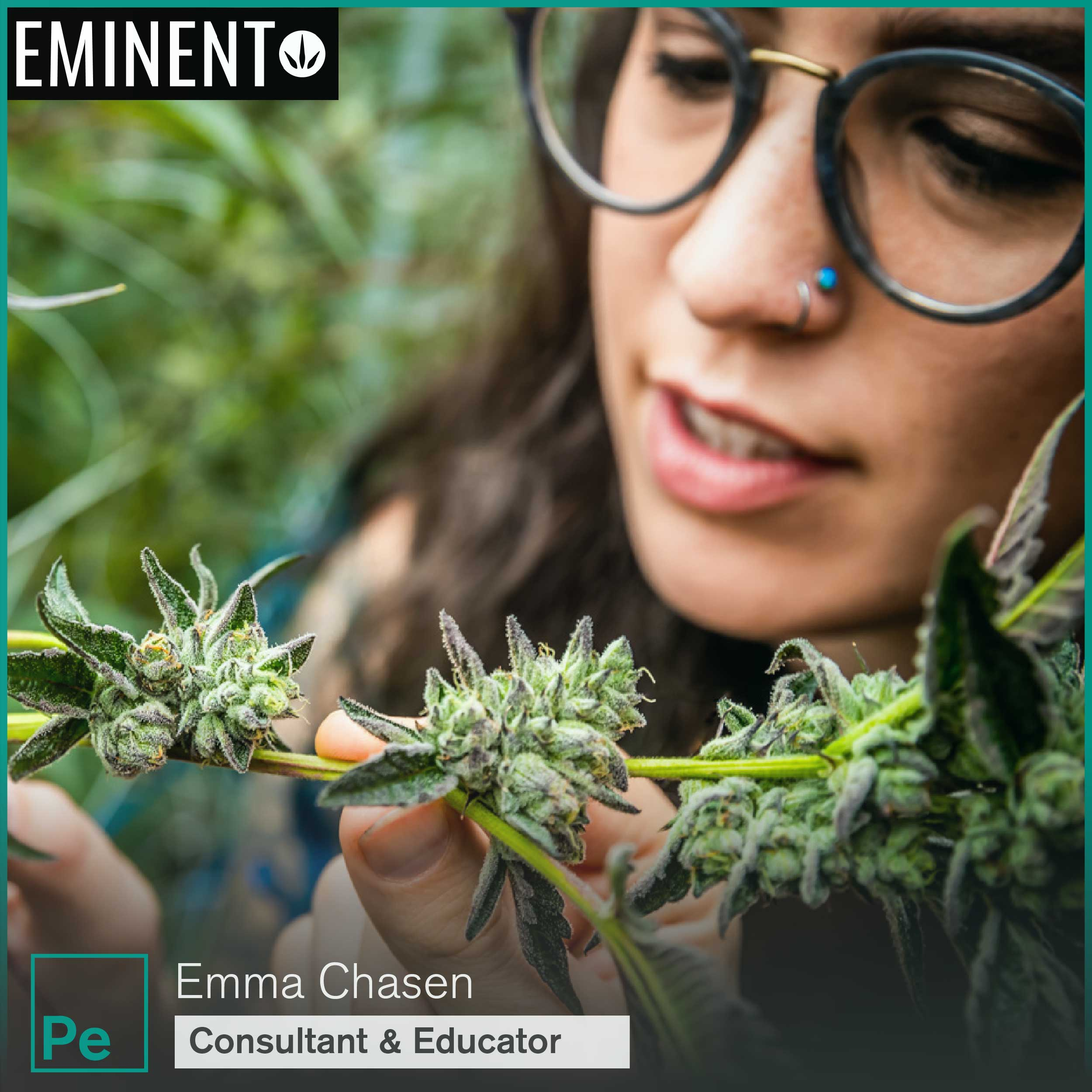 Emma Chasen, cannabis consultant and educator