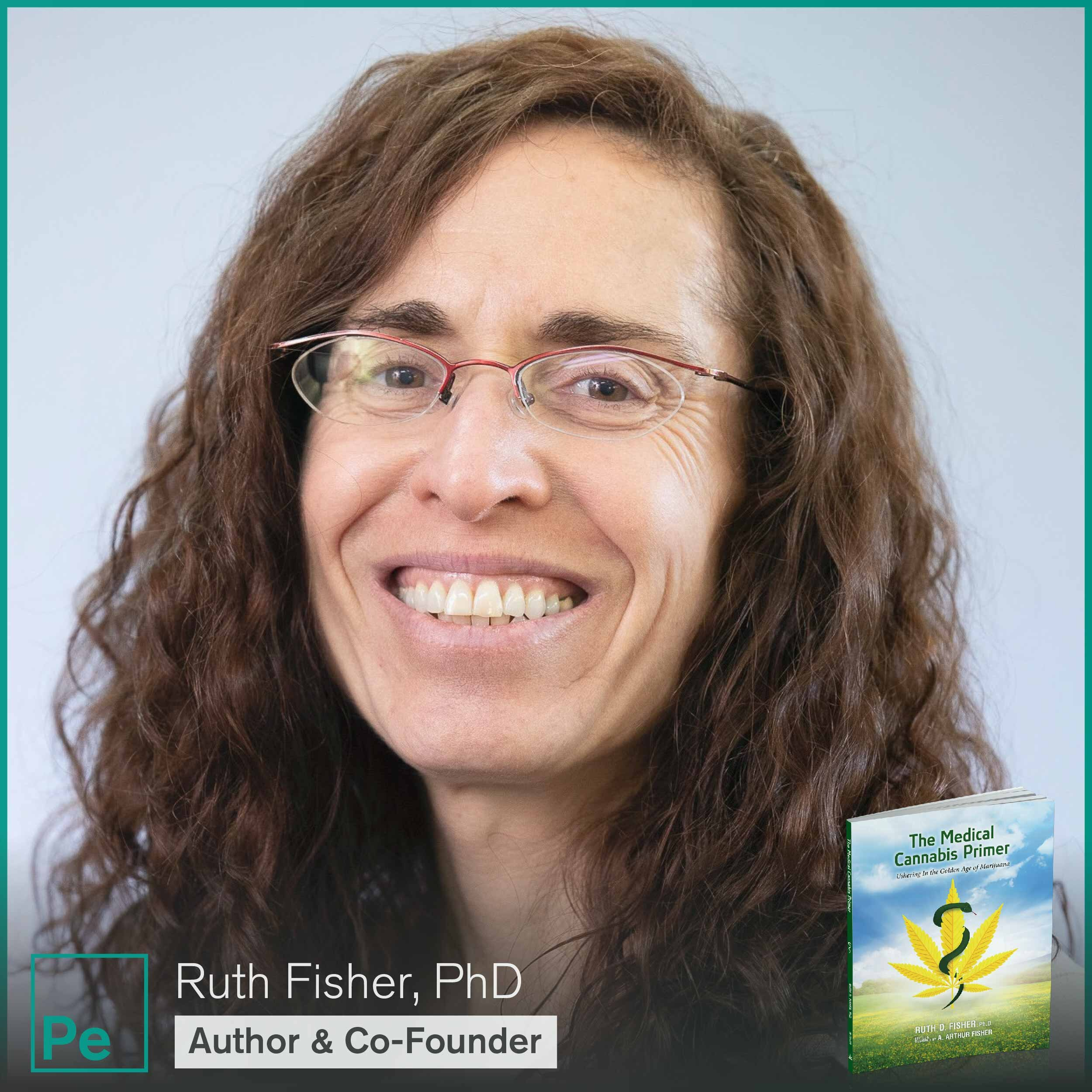 Ruth Fisher, PhD, is the co-author of the Medical Cannabis Primer and co-founder of Cann Dynamics. Ruth is focused on providing medical marijuana patients with solid educational resources to help them find the best cannabis product and consumption method to address their specific medical needs.