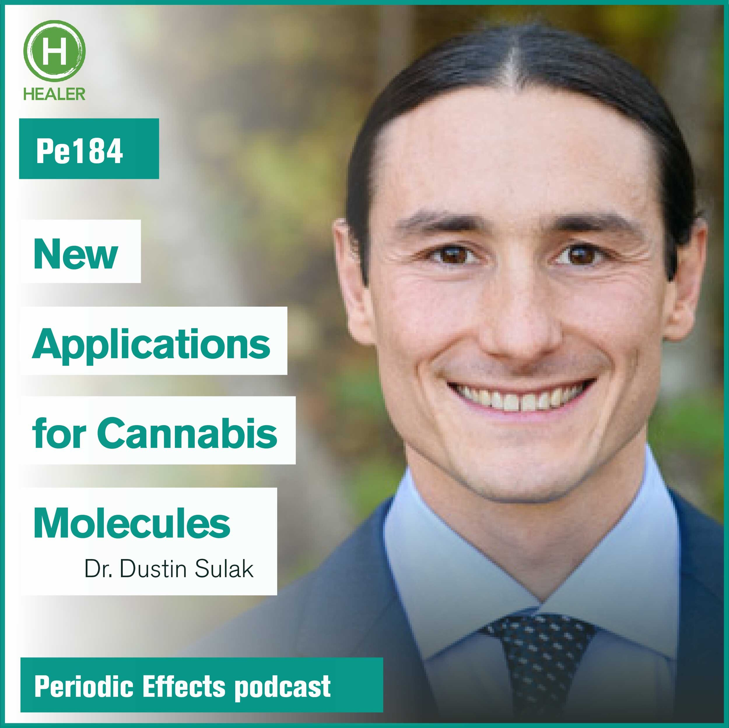 Dr. Dustin Sulak is an integrative medicine doctor using cannabis medicine, as well as other plant medicines, to help his patients find whole body relief and better quality of life. In this episode, Dr. Sulak discusses the science and medicinal applications of minor cannabinoids including THCV, CBDA, CBG, CBN, CBC and more.  Learn how a doctor is using these minor cannabinoids in full spectrum cannabis products to help his patients find symptom relief with fewer side effects than common pharmaceuticals.