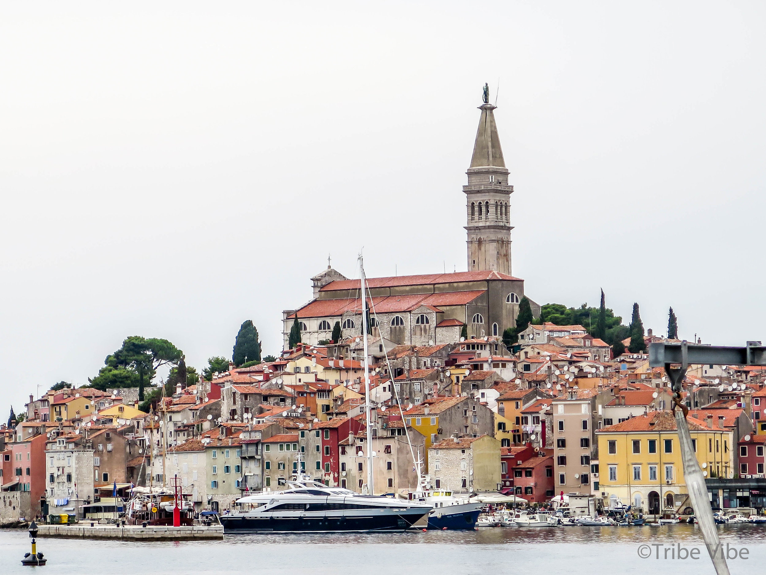 Rovinj by day