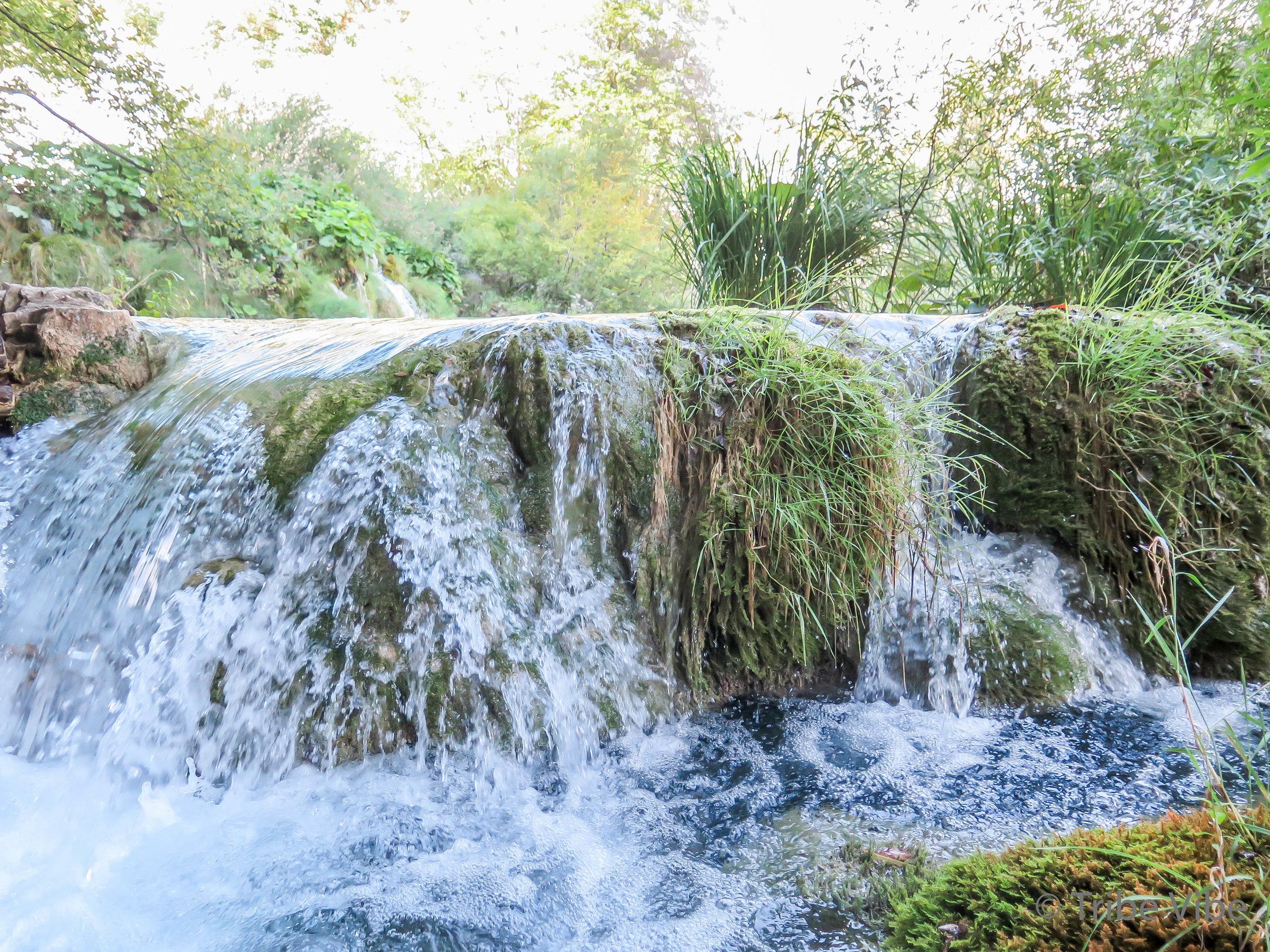 Croatia Road Trip. Plitvice Lakes National Park
